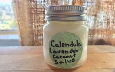Making Herbal Salves At Home